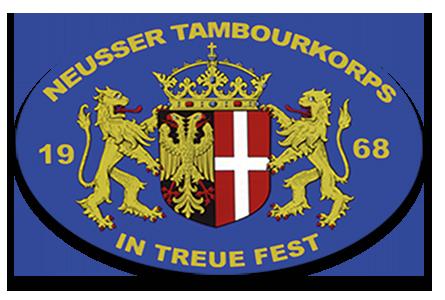 Neusser Tambourkorps In Treue fest 1968